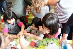 Mercredis Parents-Enfants : Voyage en Asie