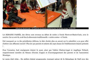 ER 16/12/2013 - Pierre et Marie Curie raconte