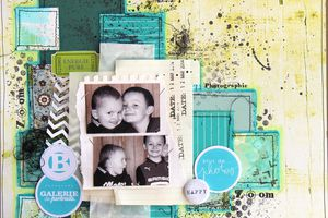 Vous 2 Complices_Challenge Patchwork_Un Air de Scrap