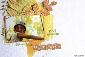 Scrapbooking Day chez Inspiration Création