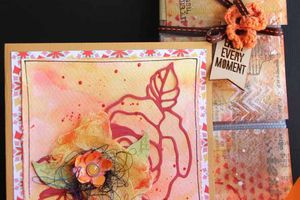 "Pocket Letter_ Thème ""Le Fil"""