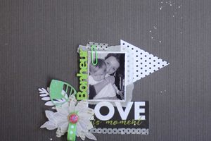 Love This Moment_Défi Mai de Passion Scrapbooking Magazine