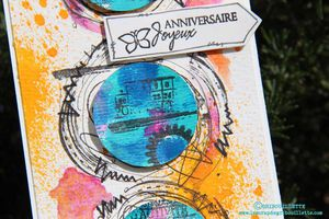 Carte Mixed Media Dfi InspirationScrapandCo