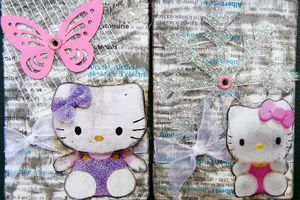 ATC Hello kitty