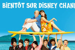 Teen Beach Movie (BANDE ANNONCE) avec Ross Lynch en Septembre sur Disney Channel
