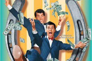 Un galop du diable (BANDE ANNONCE VO 1953) avec Dean Martin, Jerry Lewis (Money from home)