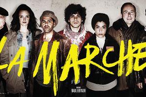La marche (BANDE ANNONCE 2013) avec Jamel Debbouze, Charlotte Le Bon, Olivier Gourmet