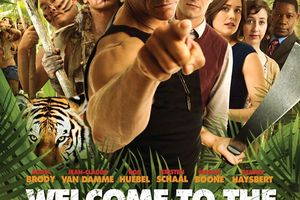 Welcome to the Jungle (BANDE ANNONCE VO 2013) avec Jean-Claude Van Damme, Adam Brody