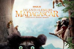 Island of Lemurs : Madagascar (BANDE ANNONCE VO 2014) avec la narration de Morgan Freeman