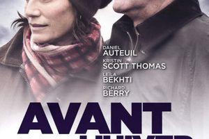 AVANT L'HIVER (3 EXTRAITS) avec Daniel Auteuil, Kristin Scott Thomas - 27 11 2013