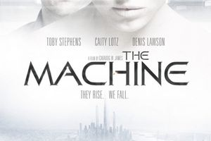 The Machine (BANDE ANNONCE VO 2013) avec Caity Lotz, Toby Stephens, Denis Lawson