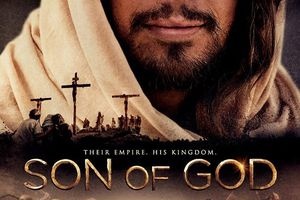 Son of God (BANDE ANNONCE VO 2014) avec Diogo Morgado, Roma Downey, Amber Rose Revah