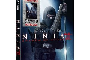 Ninja 2 : Shadow of a Tear (BANDE ANNONCE VO 2013) avec Scott Adkins