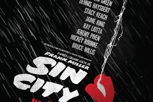 Sin City : j'ai tué pour elle (BANDE ANNONCE VOST) 17 09 2014 (Sin City: A Dame to Kill For)