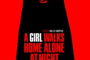 A girl walks home alone at night (BANDE ANNONCE VOST 2013) avec Sheila Vand, Arash Marandi, Marshall Manesh - 14 01 2015