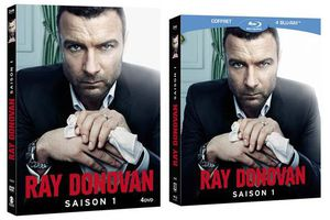 RAY DONOVAN : La série événement débarque en DVD et BLU-RAY LE 19 NOVEMBRE 2014 avec Liev Schreiber et Jon Voight !