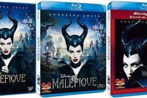 Maléfique - Disponible le 22 octobre 2014 en Blu-Ray 3D, Blu-Ray et DVD avec Angelina Jolie, Elle Fanning