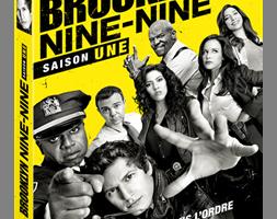 BROOKLYN NINE-NINE : Focus sur Andy Samberg et Terry Crews - EN DVD LE 4 NOVEMBRE 2014