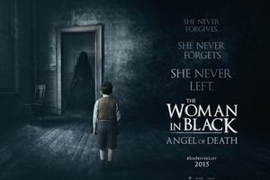 The Woman in Black : Angel of Death (BANDE ANNONCE VO 2015) avec Helen McCrory, Jeremy Irvine, Phoebe Fox