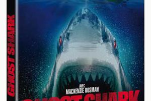 Ghost Shark (BANDE ANNONCE VO 2013) avec Kim Collins, MacKenzie Rosman