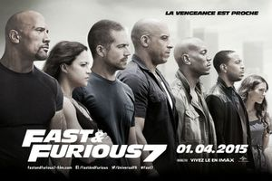 Fast & Furious 7 (Featurette : Lykan Hypersport) avec Vin Diesel, Paul Walker, Dwayne Johnson - 01 04 2015