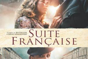 SUITE FRANÇAISE (2 EXTRAITS VF) avec Michelle Williams, Matthias Schoenaerts, Kristin Scott Thomas - 01 04 2015