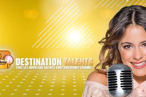 Destination Talents : Martina Stoessel - Samedi 1er août 2015 à 17h25 sur Disney Channel !