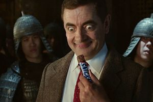 Mr Bean - Kung Fu Master Assassin (PUB : Snickers)