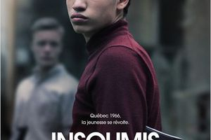 Insoumis (BANDE ANNONCE) avec Anthony Therrien, Antoine L'Ecuyer, Karelle Tremblay - 02 09 2015