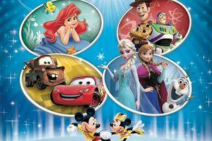 Disney Sur Glace - Les Mondes Féeriques (BANDE ANNONCE)