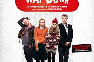 Up & down (A Long Way Down) (BANDE ANNONCE VOST 2014) avec Pierce Brosnan, Toni Collette, Aaron Paul - en DVD le 18 janvier 2016