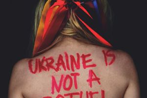 L'Ukraine n'est pas un bordel (BANDE ANNONCE VO 2013) Documentaire de Kitty Green (Ukraine Is Not a Brothel)