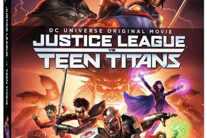 La Ligue des Justiciers vs les Teen Titans (BANDE ANNONCE VOST 2016) En DVD et BLU-RAY le 13 avril 2016