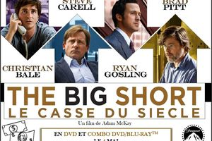 The Big Short (TEASER) Le 4 mai 2016 en DVD et Blu-Ray avec Christian Bale, Steve Carell, Ryan Gosling, Brad Pitt