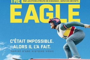 Eddie The Eagle (BANDE ANNONCE VF et VOST) avec Taron Egerton, Hugh Jackman, Christopher Walken - 04 05 2016