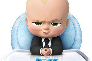 Boss Baby avec les voix de Alec Baldwin, Steve Buscemi, Lisa Kudrow - Le 12 avril 2017 au cinéma