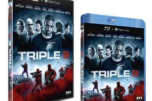 TRIPLE 9 disponible en VOD, Blu-ray et DVD chez TF1 Video avec Casey Affleck, Chiwetel Ejiofor, Woody Harrelson, Kate Winslet et Teresa Palmer