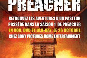 PREACHER saison 1 en DVD, Blu-ray et VOD le 26 octobre 2016 chez Sony Pictures Home Entertainment