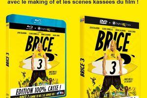 BRICE 3 - LES SCÈNES COUPÉES INÉDITES DU FILM - En DVD et Blu-ray le 21 février 2017