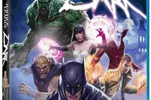 Justice League Dark (BANDE ANNONCE VO) Le 1 mars 2017 en DVD et BLU-RAY