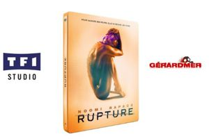 RUPTURE en DVD, BLU-RAY et BLU-RAY collector le 2 mai 2017 chez TF1 Studio