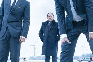 GRAND FROID (LA BANDE-ANNONCE) avec Jean-Pierre Bacri, Arthur Dupont, Olivier Gourmet  - Le 28 juin 2017 au cinéma