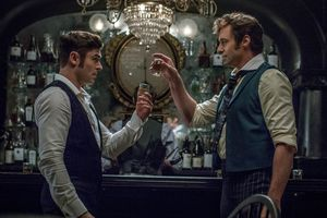 The Greatest Showman (BANDE ANNONCE) avec Hugh Jackman, Michelle Williams, Zac Efron - Le 24 janvier 2018 au cinéma