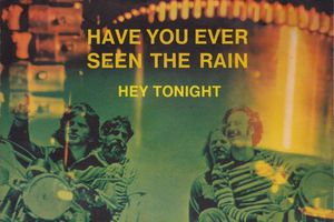 Creedence Clearwater Revival - Have You Ever Seen The Rain (CLIP 1970)