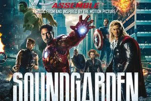 Soundgarden - Live to Rise (CLIP BOF : Avengers). © 2012
