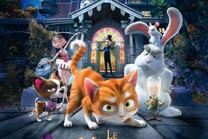 Le manoir magique (BANDE ANNONCE VF) de Ben Stassen (The House of Magic)