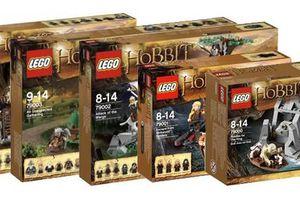 LEGO The Hobbit (BANDE ANNONCE VF et VO)