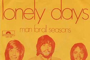 Bee Gees - Lonely Days (CLIP 1970)