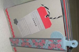 Album multipochettes, enveloppes...
