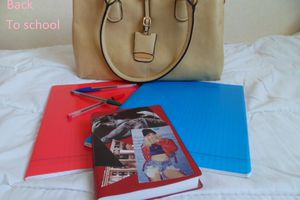 Back to school : Mes fournitures